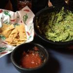 table side guacamole.