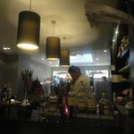 Restaurant La Coupole bar
