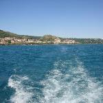 leaving Trevignano