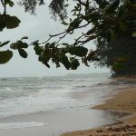 Nang Thong beach in low season
