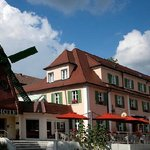 Windmuhle Hotel and restaurant, Ansbach