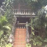 steps leading to the 1st floor