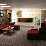 Lounge Area with free Wi-Fi