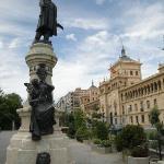 Monumento a Zorrilla