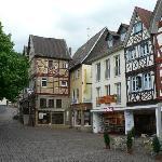 Bensheim centre