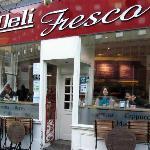 Deli Fresco, Edinburgh.