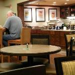 Dining Area/Breakfast