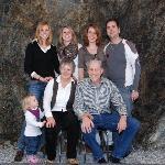 Ihre Gastgeberfamilie Götzenberger-Perren