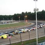 Front Stretch Line up for PASS Series