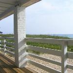 a porch view