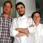 The Chef and Pastry Chef with a Weary Traveler