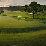 Beau Rivage Golf Course No. 9