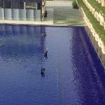 syncronized pool cleaners