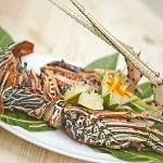 Delicious  lobster made by our chef