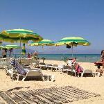 Ballastrate beach