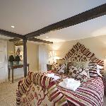 Edwardian en-suite room