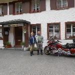 2 Bikers at The Grunenberg
