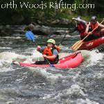 North Woods Rafting & Inflatable kayak tours