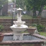 Main fountains
