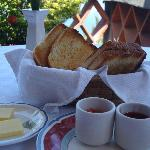 amazing toast!