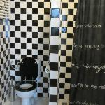 baño amplio