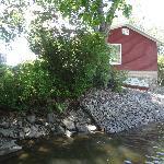 chambre 8 vue sur le canal
