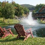 Smoke Hole Resort pond