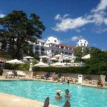 Pool at Wentworth by the Sea