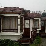 Cabaña estilo urbano