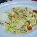Supposed Chicken Caesar Salad