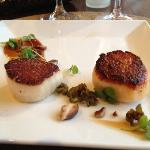 awesome scallops