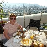 The only Marina Vista at Marina Vista is from the breakfast area balcony.