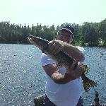 Izzy's Pike Wigwam Lake