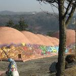 huge kiln