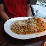 Spaghetti Carbonnara