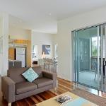 Living area - East on Byron