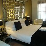 Bed and Decor