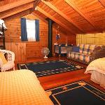 Rosie's Cottage Upstairs bedroom