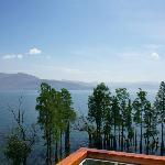 Garden infinite sea view room