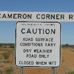 typical 'Sign' in the outback