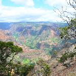 The Waimea Canyon