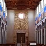Church of Transfiguration main chapel