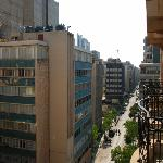 Golden Tulip Serenada Hamra - view from my room