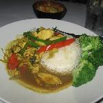 Lemongrass Curry