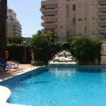 Hotel Capri pool
