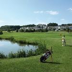 Golfen im Wellnesshotel Golf Panorama, Thurgau, Bodensee, Lipperswil Schweiz