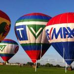 Some of our balloons taken in Edmonton 2011