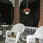 B&B Porch