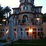 Villa Pagoda - vue jardin