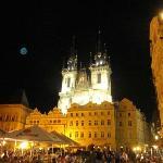 La Place principale : place de l'hôtel de ville